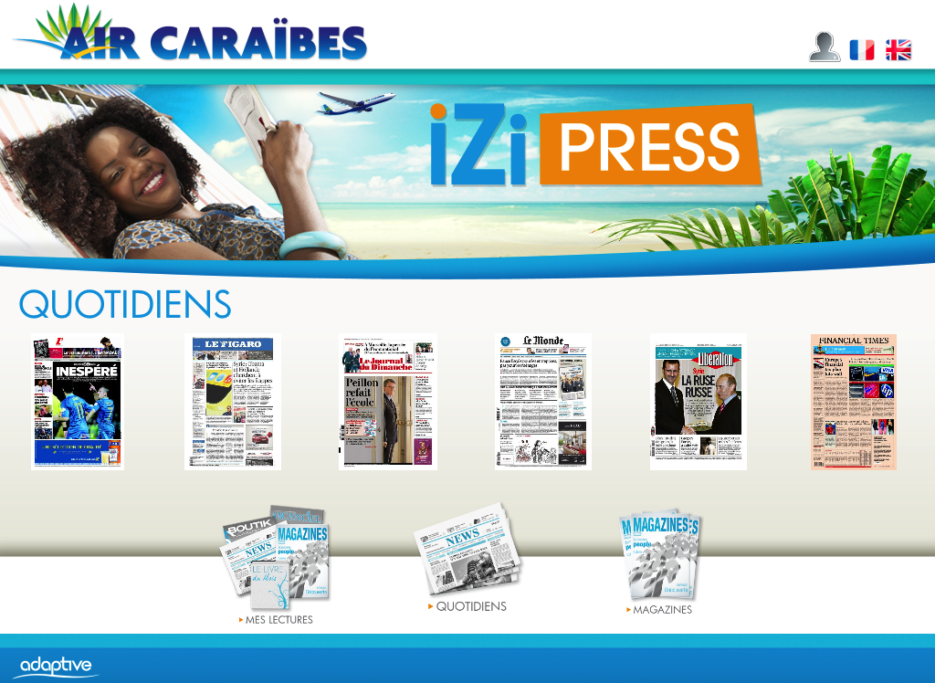 iZipress- screenshot