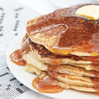 Sunday Morning Pancakes.
