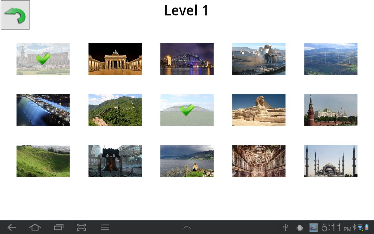 The Logos Quiz World Landmarks - screenshot