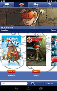 MOSAIK Comics - screenshot thumbnail