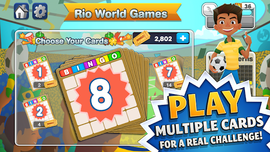 Bingo™: World Games- screenshot thumbnail