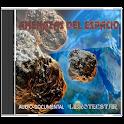 Audio: Amenazas del Espacio logo