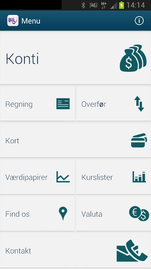 BIL Danmark- screenshot