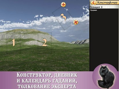 Гадалка Игральные карты- screenshot thumbnail