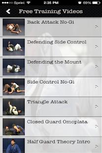 Drysdale Jiu Jitsu - screenshot thumbnail