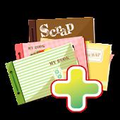Scrapbooking Theme (Gourmet)