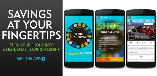 shoe carnival apps on google play