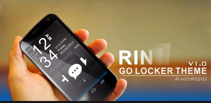 RIN GO Locker Theme apk
