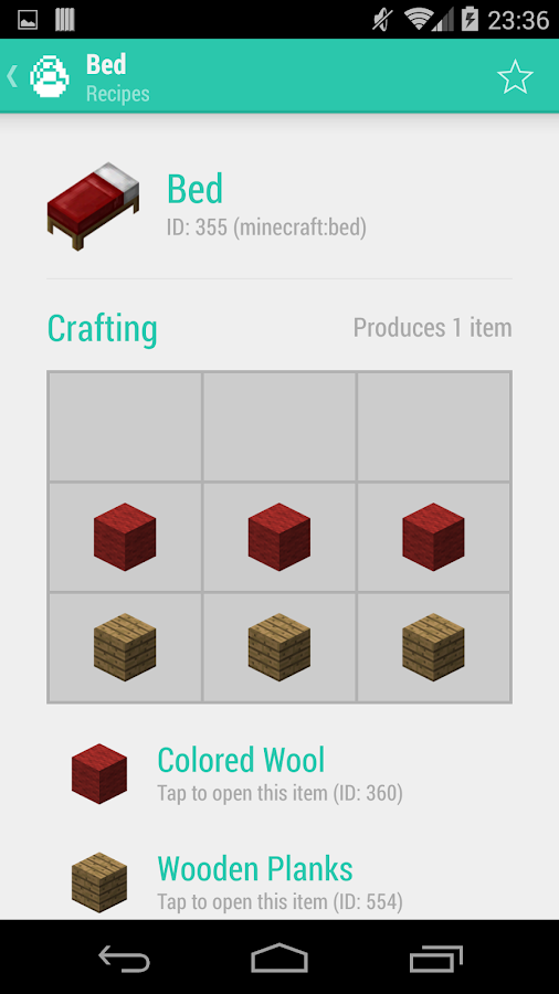 Craft - Minecraft Craft Guide - screenshot