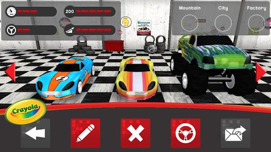 crayola design drive apps on google play