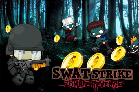 SWAT Strike: Zombie Revenge