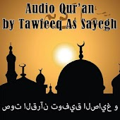 Audio Quran Tawfeeq As Sayegh