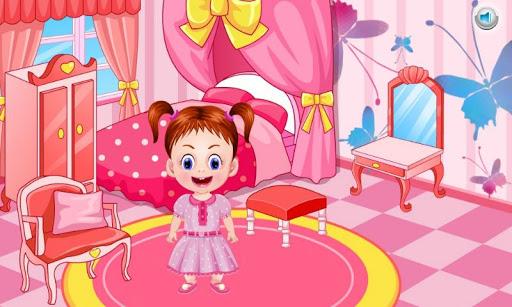 Room Decor - Games for Girls