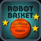 Baloncesto Robot Lins icon