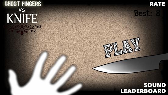 Ghost Fingers vs Knife