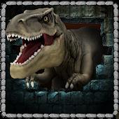 3D Angry Dino Simulator Game