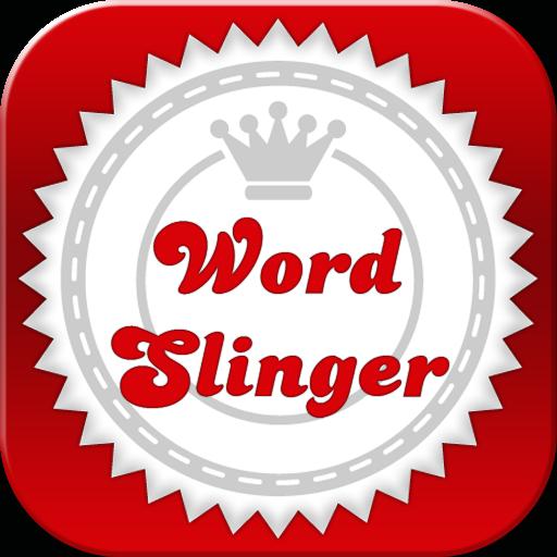 Word Slinger LOGO-APP點子