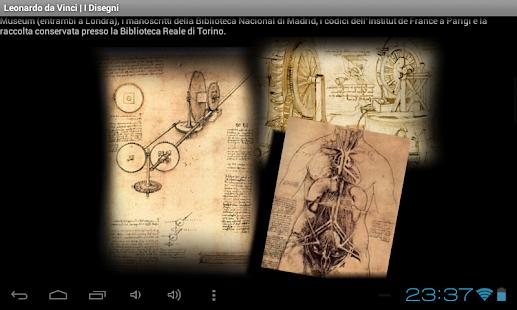 Leonardo da vinci il genio android apps on google play for La vita di leonardo da vinci