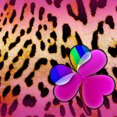 GO Launcher EX Pink Leopard