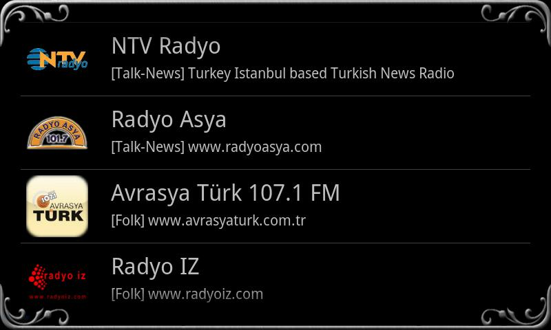 real Radio Turkey - screenshot