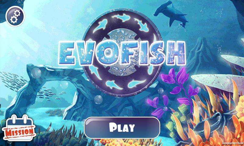 Evofish - screenshot