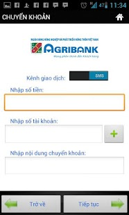 Agribank Mobile Banking - screenshot thumbnail