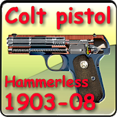 Mechanical of the Colt 1903-08
