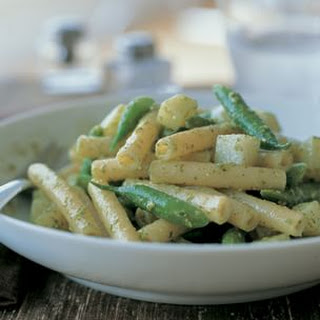 Ziti with Pesto and Potatoes