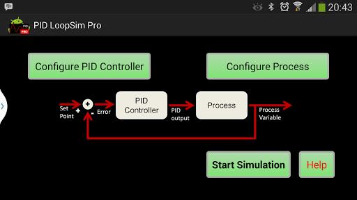 PID LoopSim