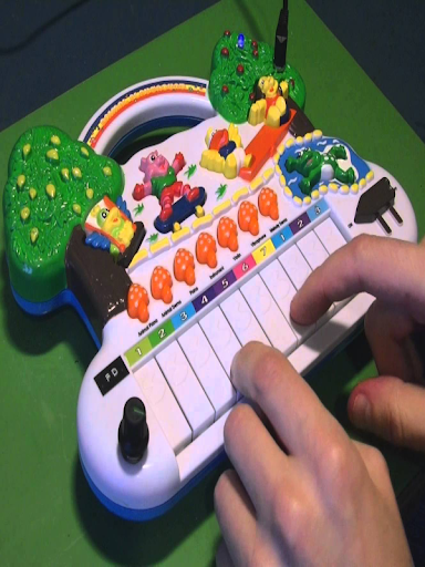 Kids Piano Tutorial 111