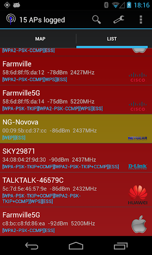 Wifi Tracker