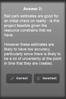 Screenshot of iTutor
