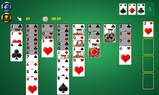 AE FreeCell - screenshot thumbnail