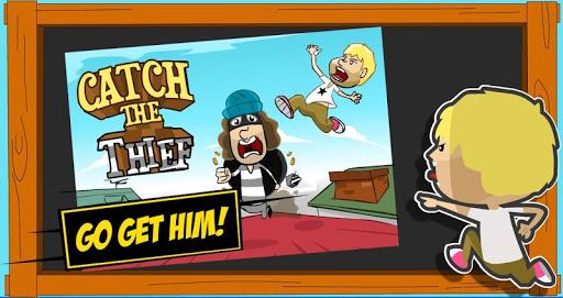 Alan : Catch The Thief