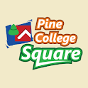 Pine College Square App logo