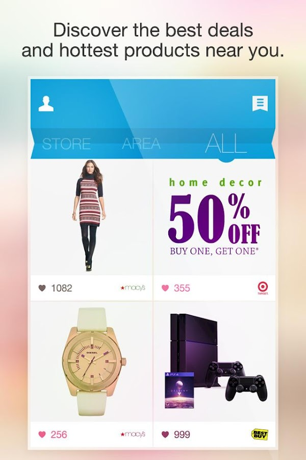 Free Rewards - shopkick - screenshot