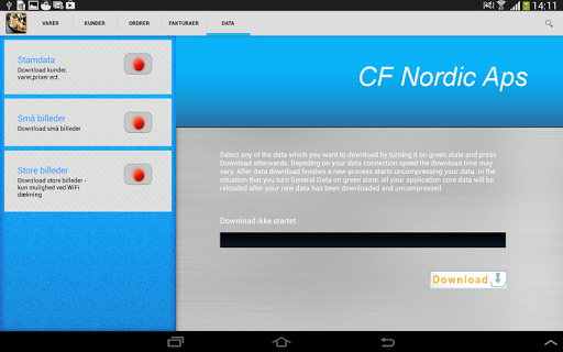 SmartSeller CF Nordic ApS