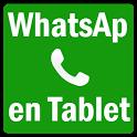 Instalar WhatsAp en tablets icon