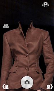 Women Suit Photo Montage screenshot