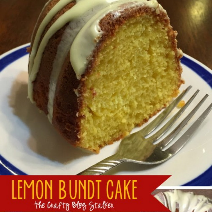 Delicious Lemon Bundt Cake Recipe