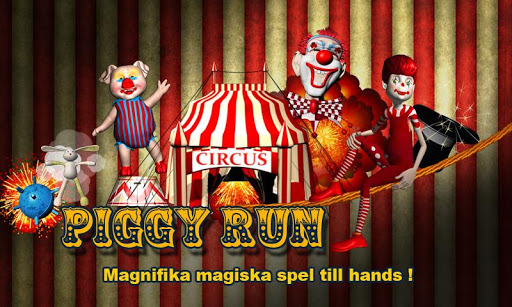 Piggy Run Swedish
