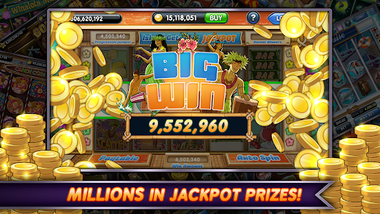 Jackpot Slots- screenshot thumbnail