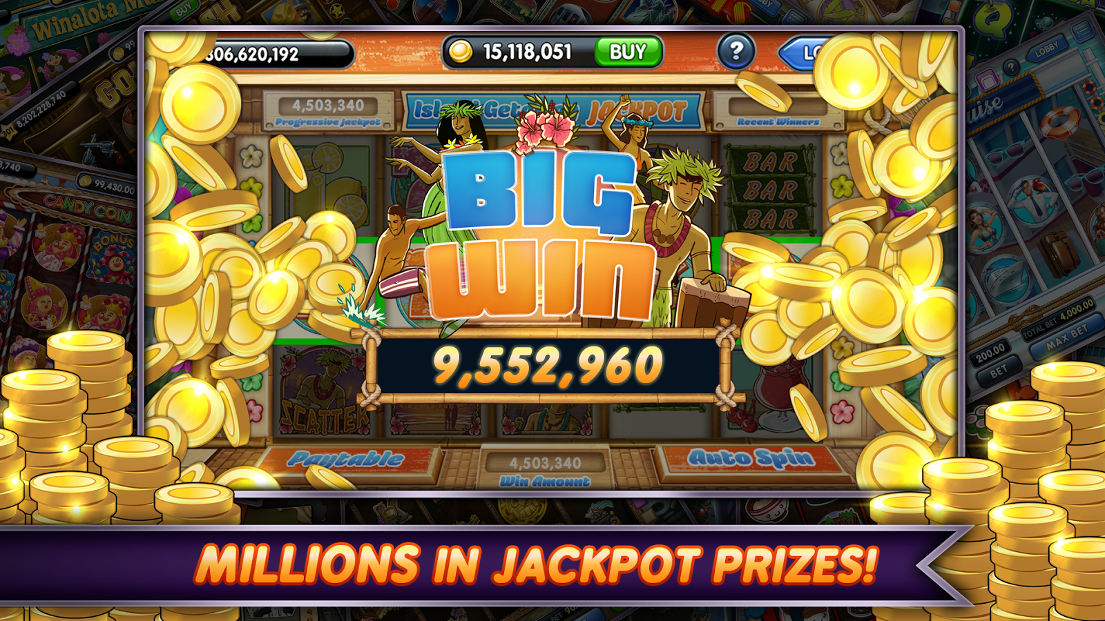Jackpot Slots - screenshot