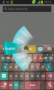 Ninja Keyboard - screenshot thumbnail