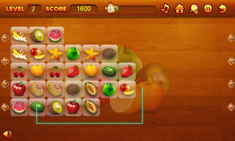 Fruits Link 3- screenshot