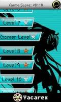 Screenshot of Anime Challenge