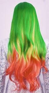 免費攝影App|改變頭髮顏色照片|阿達玩APP
