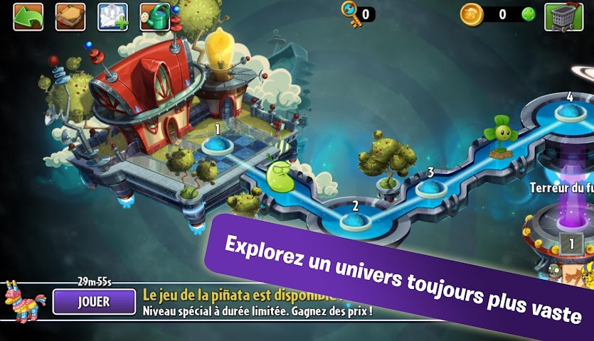 android Plants vs. Zombies™ 2 Screenshot 9