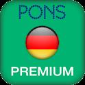 PONS German PREMIUM logo