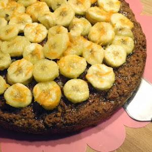 Banana Peel Cake